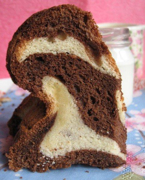 Márványos Chiffon torta