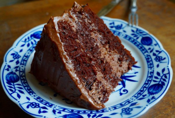 Nutellás csokitorta