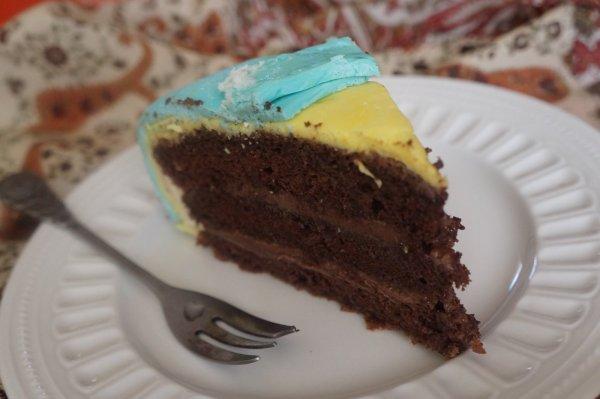 mignonfigurás tortaszelet